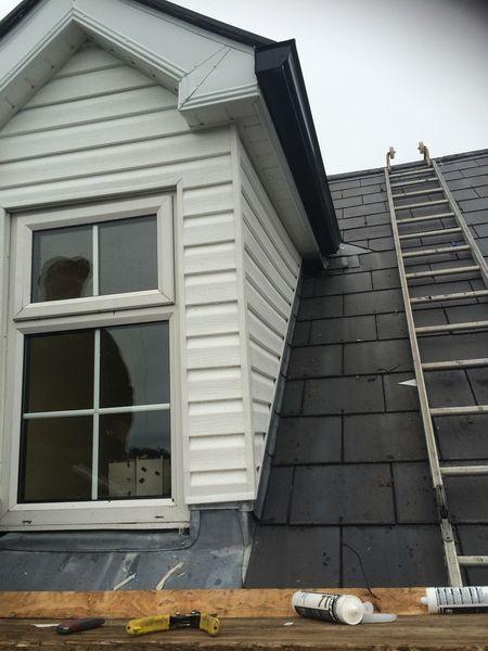 dormer bungalow cladding