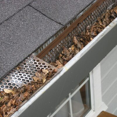 Gutter repair and cleaning services mayo